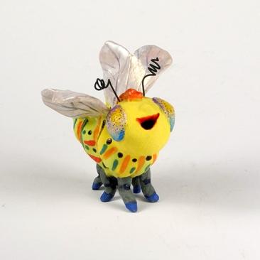Yellow Bee, Paula Wenzl Bellacera