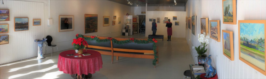 Archival Gallery Panorama December 2017