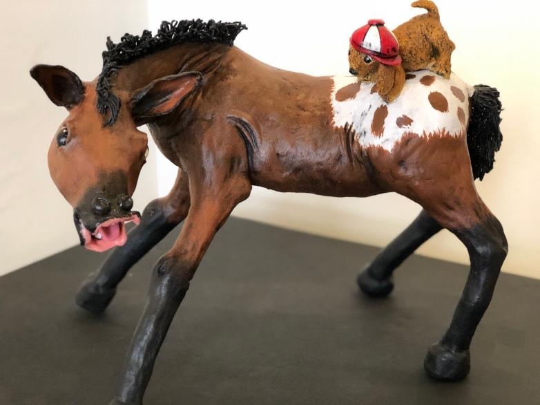 Cathy Keil _ Horse