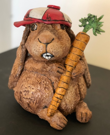 Cathy Keil _ Rabbit with Carrot