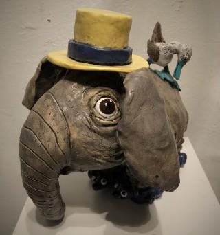 Elephant, Cathy Keil