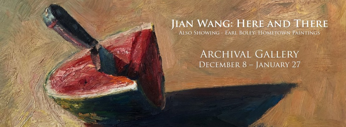 Exhibition - Jian Wang and Earl Boley