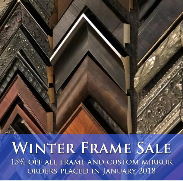 Winter Frame Sale 2018